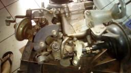 Título do anúncio: Carburador weber 3e