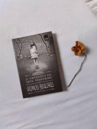 Livro O Orfanato da Srta Peregrine