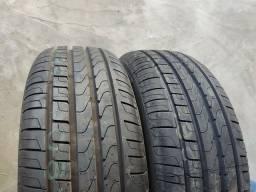 2 pneus 195/55 R15 novos Pirelli cinturato p7!!(879$ até 10x sem juros no cartão)