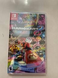 Mário Kart 8 deluxe Nintendo Switch