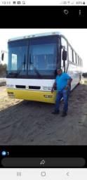 Ônibus carroceria Buscar, motor Scania 113.360