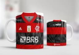 Caneca Flamengo 2021