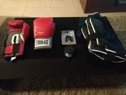 Equipamentos de Muay thai/ Kickboxing