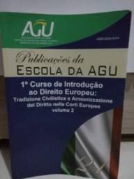 Livro AGU