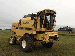 Vendo Colheitadeira New Holland TC 57 - Ano 1995