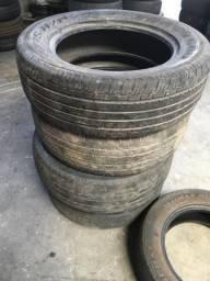 Pneus para quebra galho de caminhonete aro 17