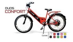 Bicicleta Elétrica Duos Confort comprar usado  Campos Dos Goytacazes