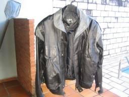 Jaqueta de Puro Couro Argentino NOVO comprar usado  Londrina