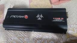 Módulo Amplificador Stetsom 11k2 11200 rms comprar usado  São José do Rio Preto