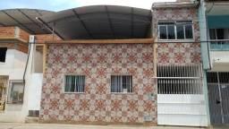 Casa baixa c/garagem e quintal - Guaçuí-ES
