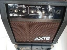 Amplificador para Contra Baixo