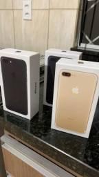 Caixa iPhone 7 Plus 128 gb, gold ou matte