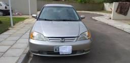 Honda civic seda lx 1.7 - 2001