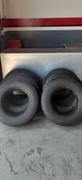 Vendo 6 pneus MICHELIN 235/75 R 17,5 $1.500 Reais
