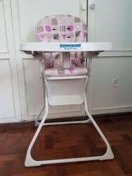 Cadeira de alimentação para bebês