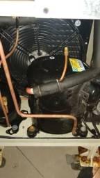 Manutenção e instalação de equipamentos de refrigeração