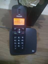Telefone Philips novo sem caixa