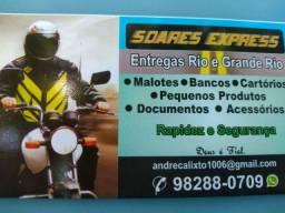 Serviços de motoboy ?