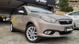 Fiat grand siena 1.6 essence completo. un.dono impecavel