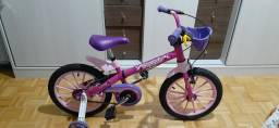 Bike Rosa Menina