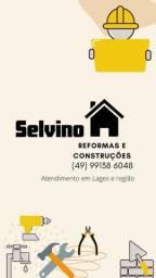 Reformas e contruções - mestre de obras
