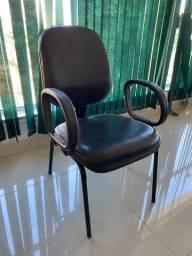 Cadeira Diretor c/ Apoio de Braços