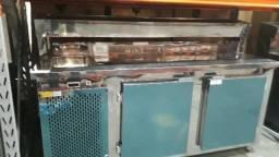 Condimentadora refrigerada 1.90 m ALESSANDRO *
