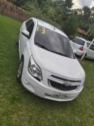 Chevrolet Cobalt lt 2013 1.8 gnv( 4 pneus zeros)