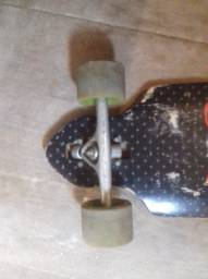 Vendo/troco skate long koston