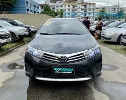 Toyota Corolla 2015 Entrada 10mil+48×1.150 fixas