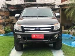 Ranger CD XLT 3.2  Diesel  Automático- ANO: 2013/13