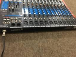 Mesa de som 12 canis Soundvoice