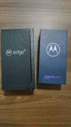 Motorola Edge plus 256 gb + one fusion 128 gb