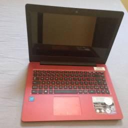 Notebook Positivo XC3634 Vermelho!!!