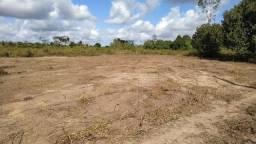 Vendo ou troco terreno em aldeia