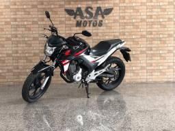 Honda CB Twister 250 Preta Com 20.500 km Rodados!