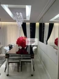 Condomínio Alegria Apartamento com 3 dormitórios à venda, 115 m² por R$ 668.000 - Centro -