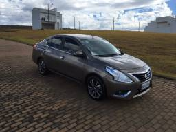 Nissan Versa SL 1.6 flexstart 2018