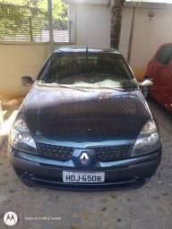 Clio Sedan 1.6 2005/2006 flex