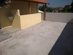 Apartamento Cobertura para Venda em Pacheco São Gonçalo-RJ