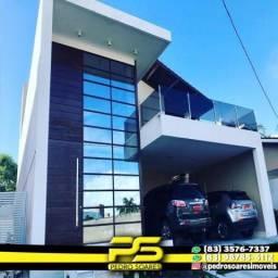 Casa com 4 dormitórios à venda, 385 m² por R$ 1.800.000,00 - Portal do Sol - João Pessoa/P