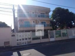 Apartamento térreo no Costazul, 4 suítes.