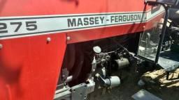Mf275 , 98, 4x2, muito novo, unico dono , kit hidraulico