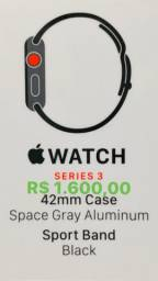 Apple Watch 3 (COM FUNÇÃO CELULAR)