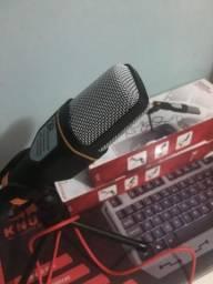 Microfone Condensador no varejo