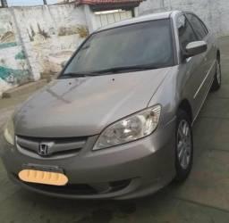Honda civic LXL COMPLETO, SUPER CONSERVADO PRA VENDER LOGO - 2005