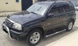 Tracker 2008 - gasolina, 16 V, completa + acessórios - 2007