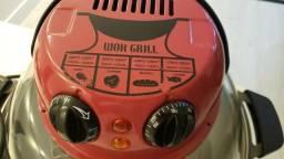 Panela wok grill