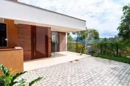 Casa residencial à venda, nogueira, petrópolis.