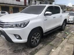 Toyota HILUX CD SRX 4FD ANO 2017 - 2017